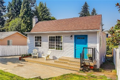 Burien Single Family Home For Sale: 12427 2nd Ave SW