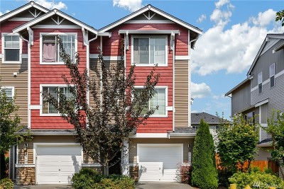 Everett Single Family Home For Sale: 301 126th Place SE #B