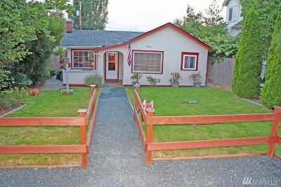 Bellingham Single Family Home For Sale: 2809 Summer St