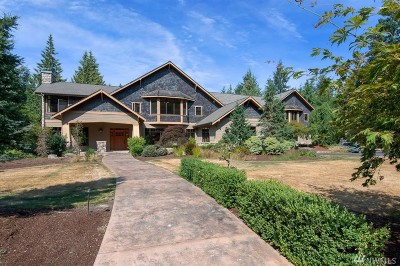 Gig Harbor Single Family Home For Sale: 3312 160th St NW