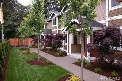 Puyallup WA Condo/Townhouse For Sale: $195,000