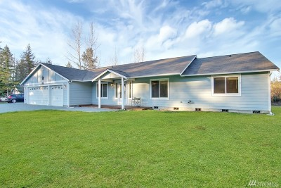 Eatonville Single Family Home For Sale: 9021 357th St E