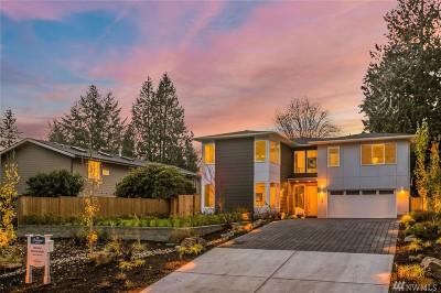 Kirkland Single Family Home For Sale: 11211 110th Ave NE