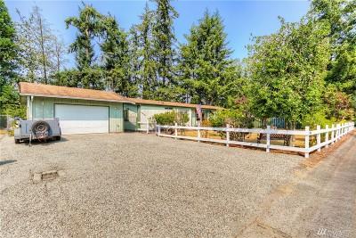 Buckley Single Family Home For Sale: 11804 240th Av Ct E