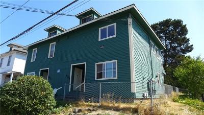 Tacoma Multi Family Home For Sale: 621 S Sprague #1-4