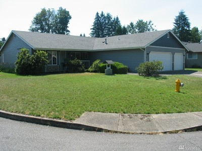 Olympia Single Family Home For Sale: 545 T St SE