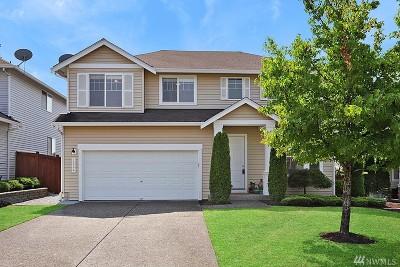 Lakeland Hills Single Family Home For Sale: 1624 64th St SE