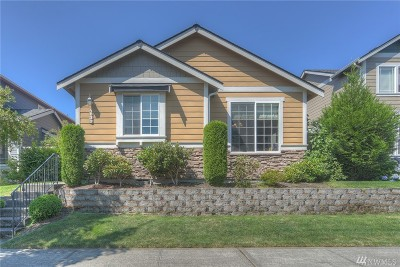 Lacey Single Family Home For Sale: 4633 Timothy St SE