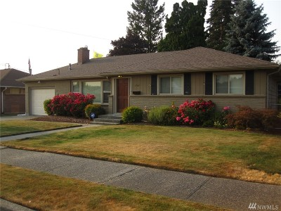 Sumner Single Family Home For Sale: 1709 Rainier St