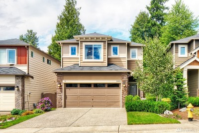 Maple Valley Single Family Home For Sale: 26925 223rd Lane SE