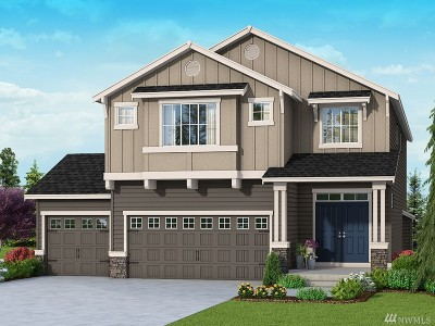 Maple Valley Single Family Home Contingent: 22840 SE 262nd Ct #7