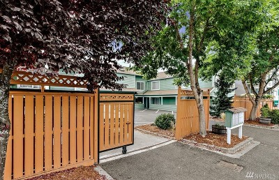Seattle Condo/Townhouse For Sale: 3610 36th Ave S #3-2