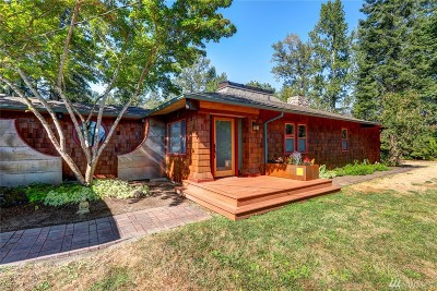 Bellingham Single Family Home For Sale: 2767 Kelly Rd