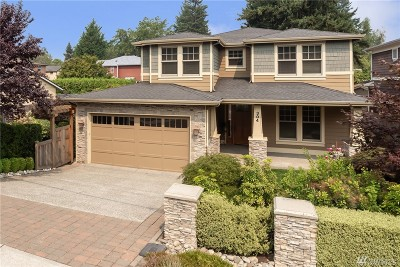 Kirkland Single Family Home For Sale: 304 18th Ave