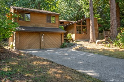 Bellingham Single Family Home For Sale: 4026 Willowbrook Lane