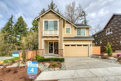 Renton Single Family Home For Sale: 3784 Monterey Ct NE