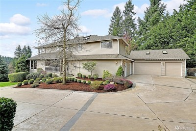 Enumclaw Single Family Home For Sale: 23614 SE 384th St