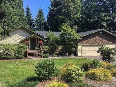 Bothell Single Family Home For Sale: 18708 2nd Dr SE
