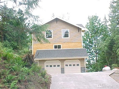Stanwood Single Family Home For Sale: 17914 64th Dr NW