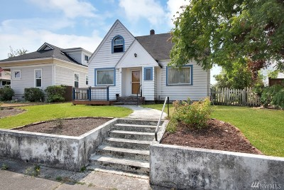 Single Family Home For Sale: 524 S 60th St