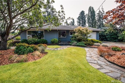 Bellingham Single Family Home For Sale: 3304 Plymouth Dr