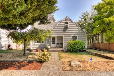 Seattle Single Family Home For Sale: 7338 29th Ave SW