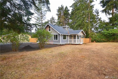 Port Orchard Single Family Home For Sale: 2286 SE Sedgwick Rd