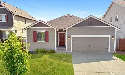 Spanaway Single Family Home For Sale: 18521 20th Av Ct E