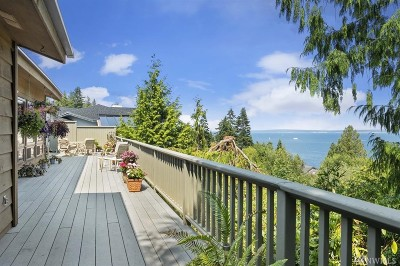 Port Ludlow Single Family Home For Sale: 141 Jackson St