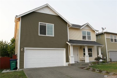 Federal Way Single Family Home For Sale: 4146 S 332nd Place