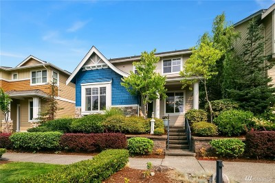 Issaquah Single Family Home For Sale: 2163 31st Lane NE
