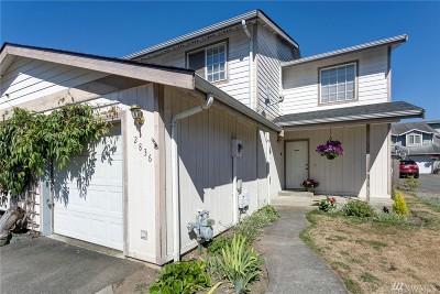 Bellingham Single Family Home For Sale: 2836 Undine St