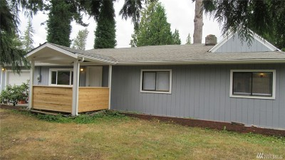 Bellingham Single Family Home For Sale: 2333 Yew Street Rd