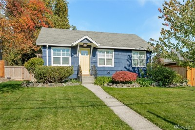 Single Family Home For Sale: 4527 S 9th St