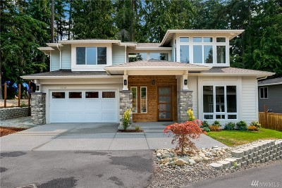 Edmonds Single Family Home For Sale: 9338 232nd St SW