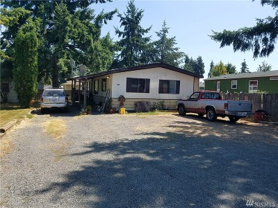 Napavine Single Family Home For Sale: 534 4th Ave NW
