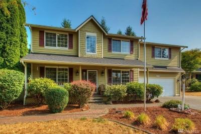 Buckley Single Family Home For Sale: 11515 230th Av Ct E