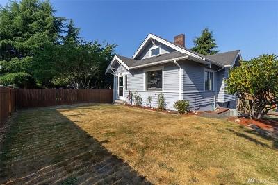 Everett Single Family Home For Sale: 4807 S 3rd Ave