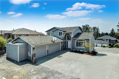 Marysville Multi Family Home For Sale: 7709 74th Dr NE