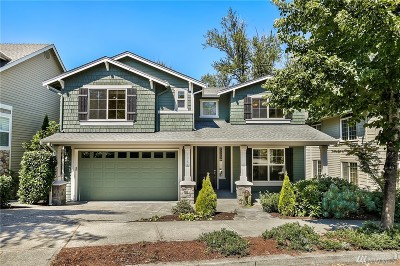 Issaquah Single Family Home For Sale: 1965 16th Ct NE