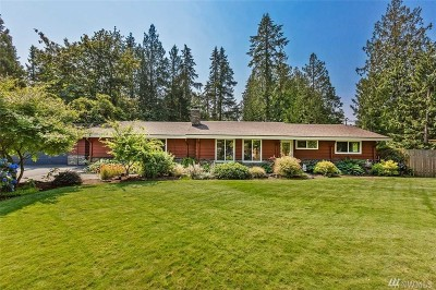 Gig Harbor Single Family Home For Sale: 4402 Hunt St NW