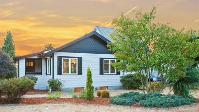 Seattle Single Family Home For Sale: 4502 SW Frontenac St