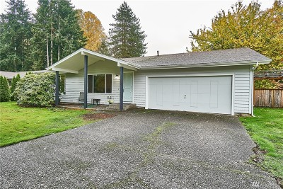 Bothell Single Family Home For Sale: 15004 111th Ave NE