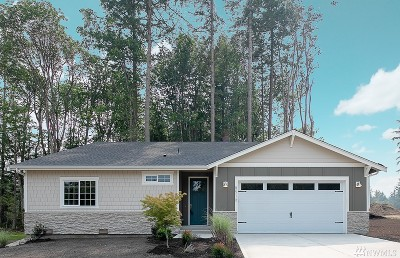Stanwood Single Family Home For Sale: 8510 192nd St NW