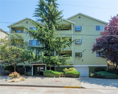 Seattle Condo/Townhouse For Sale: 8816 Nesbit Ave N #301
