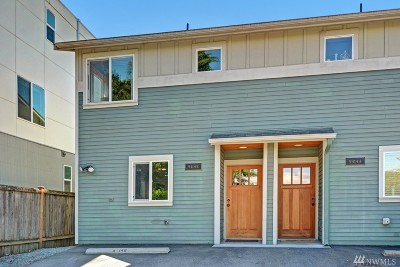 Seattle Single Family Home For Sale: 9414 35th Ave SW