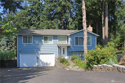 Renton Single Family Home For Sale: 17141 136th Place SE