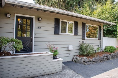 Federal Way Single Family Home For Sale: 1201 SW 300th Place