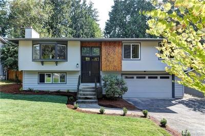 Kirkland Single Family Home For Sale: 11335 NE 149th St