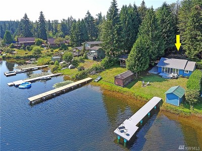 Snohomish Single Family Home For Sale: 5119 Lerch Rd